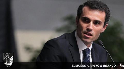 """EDUARDO LEITE: """"PASSIVO CONSOLIDADO É DE POUCO MAIS DE 13 MILHÕES DE EUROS"""""""