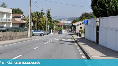 PROIBIÇÃO DE TRÂNSITO NA RUA ANTÓNIO DA COSTA GUIMARÃES ESTENDE-SE ATÉ 30 DE MARÇO