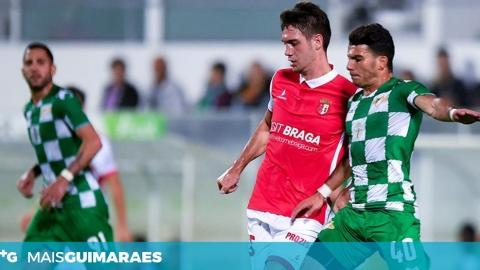 MOREIRENSE PERDE COM O SP. BRAGA (3-0)