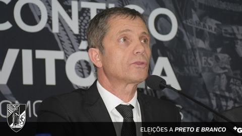 JÚLIO MENDES ACUSA OPOSIÇÃO DE QUERER TIRAR O CLUBE AOS SÓCOS