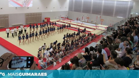 SARAU DE GINÁSTICA SOLIDÁRIO REVERTE PARA A CERCIGUI E PARA A APCG