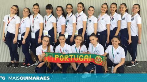 ACADEMIA DE PATINAGEM DE GUIMARÃES PARTICIPOU NO CAMPEONATO DA EUROPA