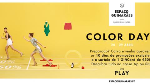 O ESPAÇO GUIMARÃES RECEBE 10 DIAS DE PROMOÇÕES EXCLUSIVAS