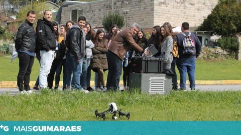 UMINHO ABRE AS PORTAS A CENTENAS DE JOVENS, FAMILIARES E ORIENTADORES