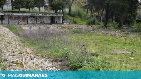 """PARQUE DE PATINAGEM NAS PISCINAS DO VITÓRIA EM """"STAND-BY"""""""