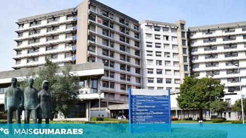 HOSPITAL DE GUIMARÃES REORGANIZA GESTÃO INTERNA