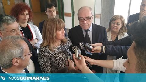 REQUALIFICAÇÃO DA URGÊNCIA DO HOSPITAL DE GUIMARÃES ARRANCA AINDA EM 2018