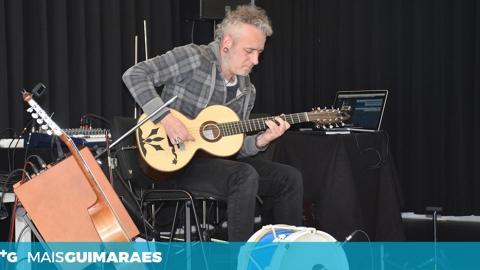 5.ª EDIÇÃO DA INCUBADORA MUSICAL COMEÇA HOJE EM GUIMARÃES