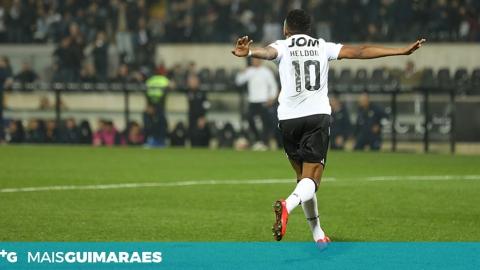 VITÓRIA DE GRANDE NÍVEL BATE RIO AVE (3-0)