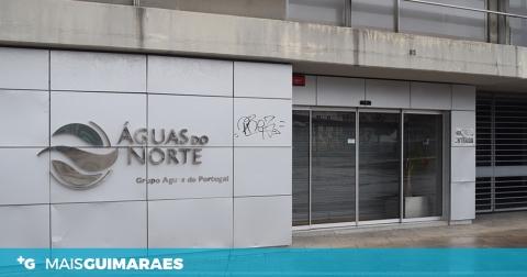 ÁGUAS DO NORTE COMEÇA HOJE A DESLOCAR OS COLABORADORES DO POLO DE GUIMARÃES