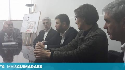 DEPUTADOS SOCIALISTAS VISITARAM ASSOCIAÇÃO DE MORADORES DO BAIRRO DE S. GONÇALO