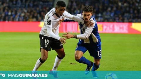 VITÓRIA TERMINA A ÉPOCA COM DERROTA FRENTE AO FC PORTO