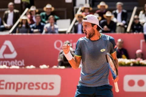 JOÃO SOUSA REGRESSA AO TOP-50 DO RANKING MUNDIAL