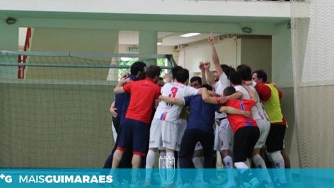 ACR LORDELO SAGRA-SE CAMPEÃO DE FUTSAL DA A.F. BRAGA