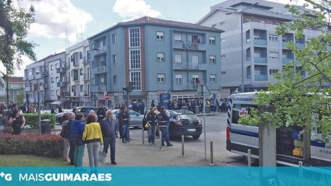 """COMANDANTE DISTRITAL DA PSP FALA EM """"ATITUDE COBARDE"""" DOS ADEPTOS"""