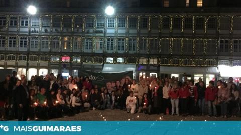 VIGÍLIA REALIZADA NO TOURAL APELA AO CHUMBO DOS PROJETOS DE LEI SOBRE A EUTANÁSIA