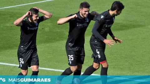 VITÓRIA B RECEBE O FC PORTO EM JOGO EM ATRASO DA 35.ª JORNADA