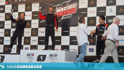 PEDRO SOUSA VITORIOSO NA VILA REAL RACING WEEKEND