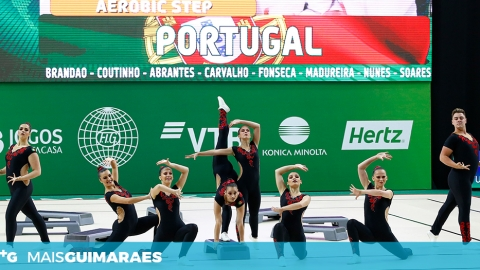 PORTUGAL ESTÁ NA FINAL DE AEROSTEP