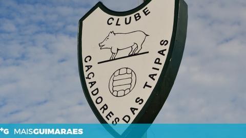 CAÇADORES DAS TAIPAS: TIAGO RODRIGUES É O NOVO PRESIDENTE DO CLUBE