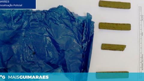 JOVEM DE 17 ANOS DETIDO POR TRÁFICO DE DROGA