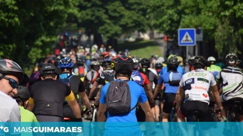 CERCA DE MIL PARTICIPANTES NO PASSEIO DE BICICLETA DIA UM DE PORTUGAL