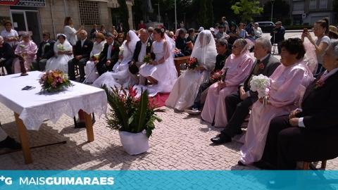 LARGO CONDE ARNOSO RECEBEU CASAMENTOS DE SANTO ANTÓNIO