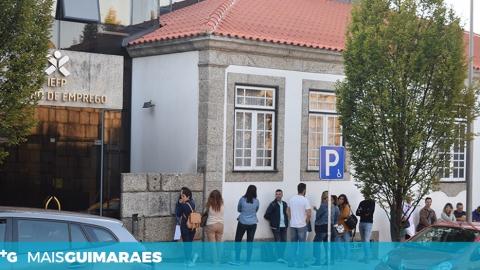 TAXA DE DESEMPREGO CAIU PARA OS 7,6% EM ABRIL