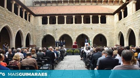 MUNICÍPIO CONDECOROU CINCO PERSONALIDADES VIMARANENSES
