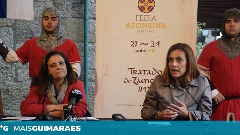 FEIRA AFONSINA REGRESSA NO TEMPO ATÉ AO TRATADO DE ZAMORA