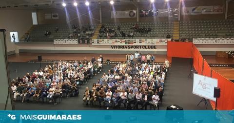 SÓCIOS DO VITÓRIA APROVARAM O ORÇAMENTO DO CLUBE PARA A ÉPOCA 2018/19