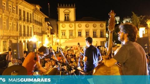 TEMPORADA DE VERÃO EM GUIMARÃES SOMA OITO CONCERTOS