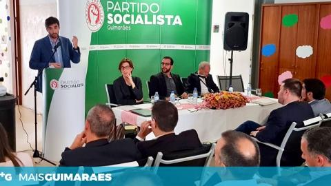 PS DE GUIMARÃES DEFENDE DESCENTRALIZAÇÃO DE COMPETÊNCIAS PARA O MUNICÍPIO E PARA AS FREGUESIAS