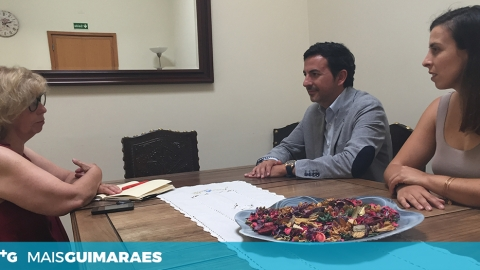 PSD REUNIU COM A SANTA CASA DA MISERICÓRDIA DE GUIMARÃES