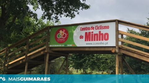 INAUGURAÇÃO DA 2.ª FASE DO CENTRO DE CICLISMO DO MINHO