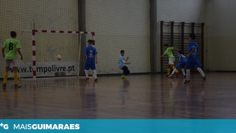 RED BLUE VENCE A 2.ª EDIÇÃO DO GUIMARÃES FUTSAL CUP