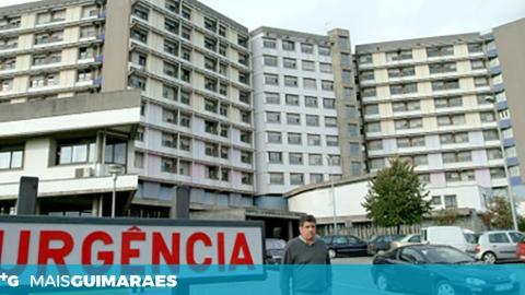 CDU LAMENTA CHUMBO DAS OBRAS NO HOSPITAL DE GUIMARÃES