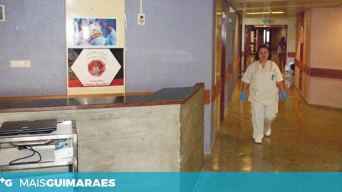 HOSPITAL DE GUIMARÃES EM PROCESSO DE ADMISSÃO DE PESSOAL