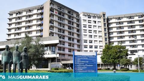 HOSPITAL DE GUIMARÃES ASSEGURA CONSULTAS NO ESTABELECIMENTO PRISIONAL