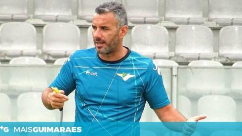 """IVO VIEIRA: """"TEMOS DE ESTAR CONFIANTES PELO TRABALHO DESENVOLVIDO"""""""