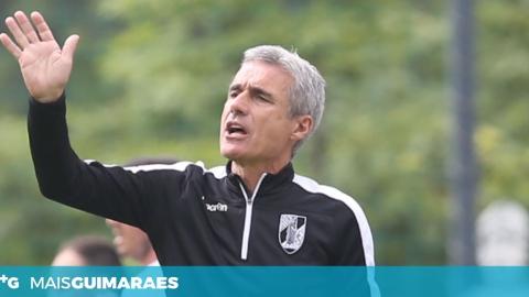 """""""DESTACO A FORMA COMO OS JOGADORES ESTIVERAM À VONTADE EM CAMPO"""""""