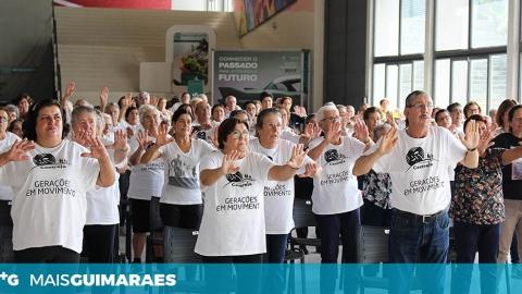 OLIMPÍADAS SENIORES DE GUIMARÃES