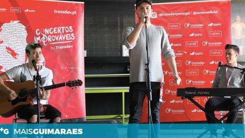 """ESCOLAS DE GUIMARÃES E TONDELA VENCEM """"CONCERTOS IMPROVÁVEIS"""""""