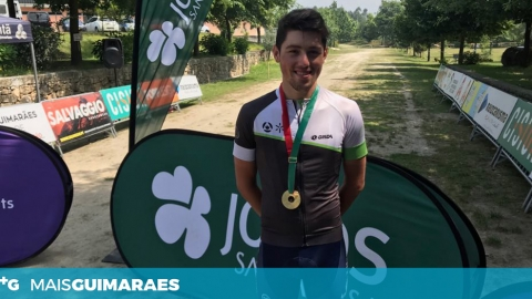 PEDRO LOPES VENCEU O CAMPEONATO NACIONAL UNIVERSITÁRIO DE BTT CROSS COUNTRY