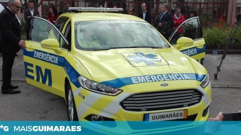VMER DO HOSPITAL MELHORA SOCORRO A SITUAÇÕES DE PARAGEM CARDÍACA