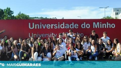 VERÃO NO CAMPUS FAZ 10 ANOS E CONTINUA A ATRAIR CENTENAS DE JOVENS