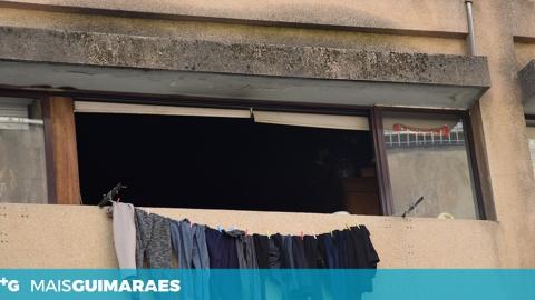 INCÊNDIO DEFLAGROU NUM APARTAMENTO NA AVENIDA D. JOÃO IV