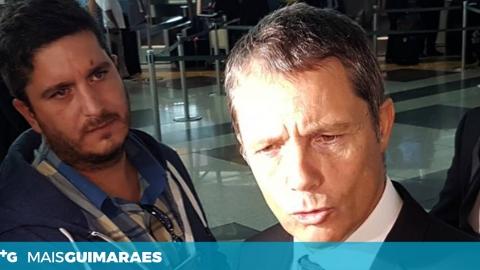 JÚLIO MENDES CRITICOU A ARBITRAGEM NO DRAGÃO