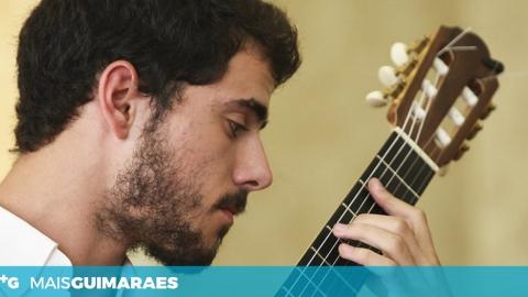 YOUNG GUITAR MASTERS ARRANCA ESTA QUARTA-FEIRA EM GUIMARÃES
