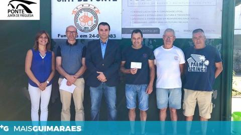 FREGUESIA DE PONTE ATRIBUIU APOIOS A DIVERSAS ASSOCIAÇÕES